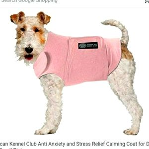 Pink Calming Coat American Kennel Club